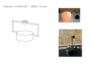 Design Luminy YeJin-Lee-Cirva-6 YeJin Lee - Luminaire Work in progress  Yejin Lee Cirva