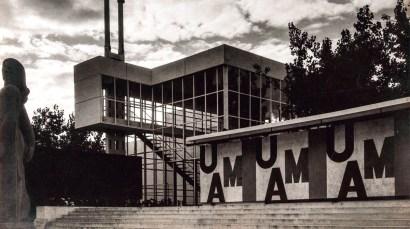 Design Luminy Pavillon-de-lUAM-à-lExposition-Internationale-des-Arts-et-Technique-de-Paris-en-1937 L'UAM, entre Luxe et Standard Références  UAM   Design Marseille Enseignement Luminy Master Licence DNAP+Design DNA+Design DNSEP+Design Beaux-arts