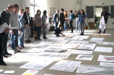 Design Luminy P1000643 Hippolyte Hentgen Intervenants invités  Hippolyte Hentgen dessin   Design Marseille Enseignement Luminy Master Licence DNAP+Design DNA+Design DNSEP+Design Beaux-arts