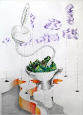 Design Luminy P1000859 Hippolyte Hentgen Intervenants invités  Hippolyte Hentgen dessin