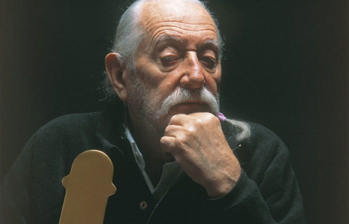 Design Luminy Portrait Ettore Sottsass – Tout le monde dit que je suis très méchant – 1973 Histoire du design Références Textes  Ettore Sottsass