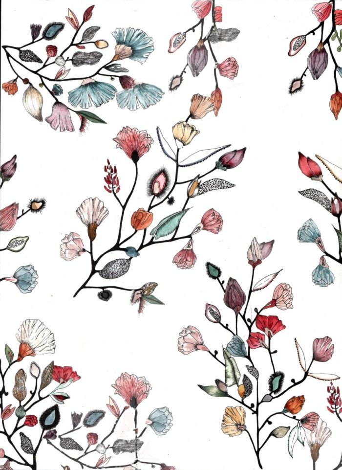Design Luminy Jade-rousset-erasmus-2-46 Jade Rousset – École Massana – Barcelone Barcelone École Massana Séjours Erasmus Work in progress  Textile motif Massana Jade Rousset