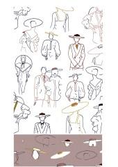 Design Luminy Jade-rousset-erasmus-2-52 Jade Rousset – École Massana – Barcelone Barcelone École Massana Séjours Erasmus Work in progress  Textile motif Massana Jade Rousset