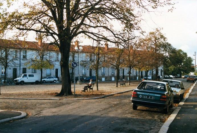 Design Luminy Place-Léon-Aucoc Place Léon Aucoc, Bordeaux – Anne Lacaton & Jean-Philippe Vassal Histoire du design Références Textes  urbanisme Projet Lacaton & Vassal