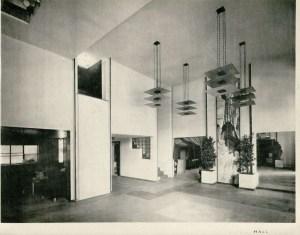 Design Luminy Hall-pour-une-ambassade-francaise-Exposition-1925- Hall pour une ambassade francaise Exposition 1925