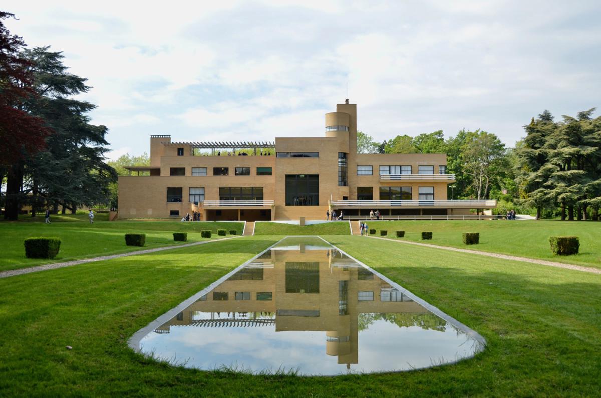 """Design Luminy Villa-Cavroix-Restauree Robert Mallet-Stevens – """"Ô femme, qui donc es-tu? Et ta maison ?"""" Histoire du design Références Textes  Robert Mallet-Stevens"""