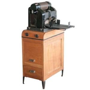 Design Luminy Cyclostyle-Gestetner-1930-Raymond-Loewy-1893-1986 Cyclostyle Gestetner 1930 Raymond Loewy 1893-1986