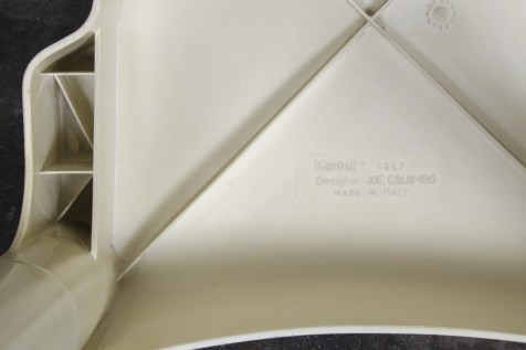 Design Luminy Universale-Kartell-4867-19 Universale 1947 – Joe Colombo (1930-1971) Histoire du design Icônes Références  Universale Kartell 4867 Universale Joe Colombo
