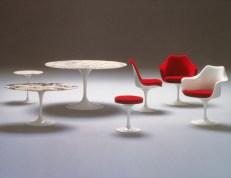 Design Luminy serie-tulipe-saarinen2_21621734936_o Chaise Tulipe 1956 – Eero Saarinen (1910-1961) Histoire du design Icônes Références  Tulipe Knoll Eero Saarinen
