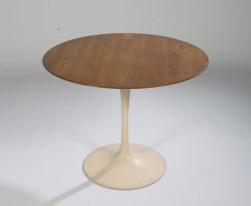 Design Luminy table-tulipe-saarinen1_21026757153_o Chaise Tulipe 1956 – Eero Saarinen (1910-1961) Histoire du design Icônes Références  Tulipe Knoll Eero Saarinen