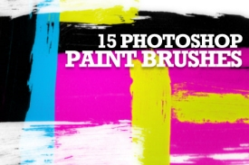 High Res Paint Stroke Brushes