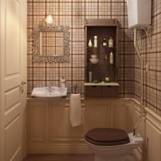 туалет в квартире дизайн фото 3