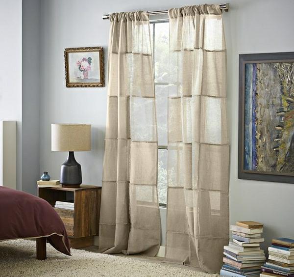 35 propositions de beau rideau pour le dcor de votre maison