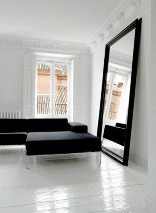 Oversized Floor Mirrors