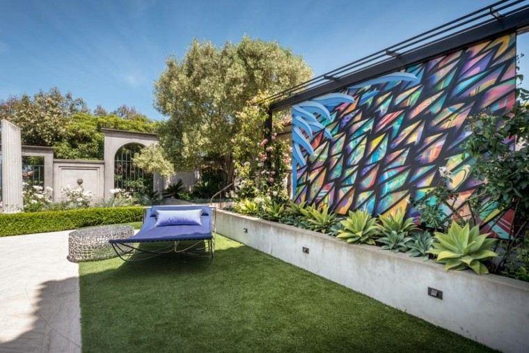 jardin contemporain 35 idees d