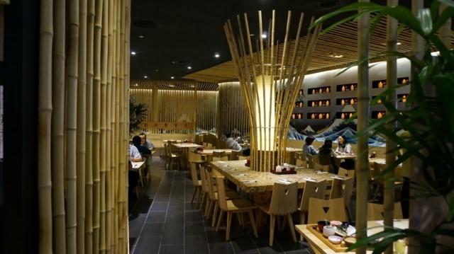 Du bambou dco pour un intrieur original et moderne