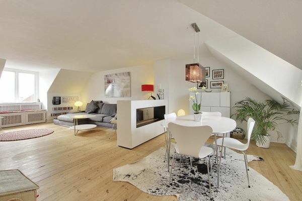 Design Scandinave: 40 Salons Avec Décoration Scandinave