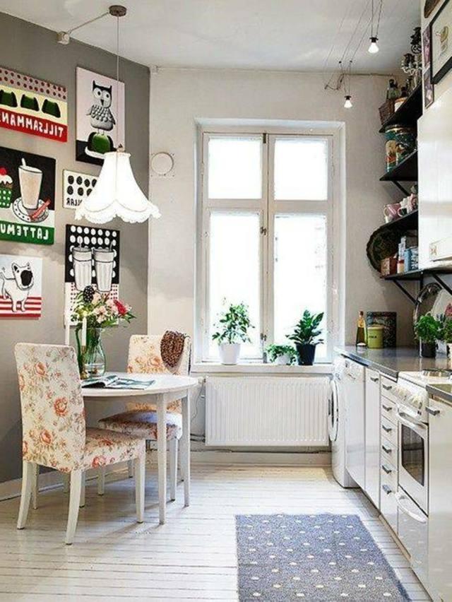 La cuisine rtro moderne  94 ides dco  essayer