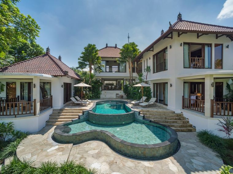 99 jardins et terrasses avec piscines de design moderne