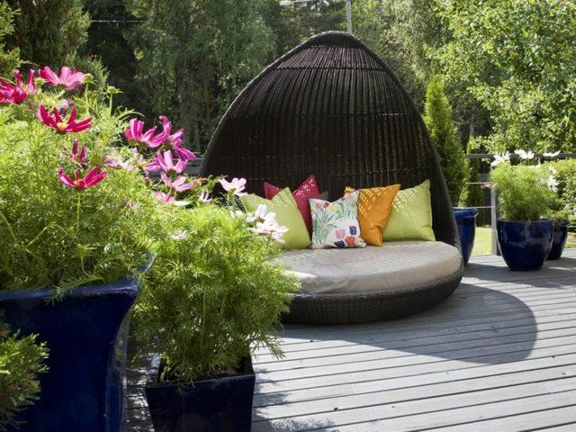 Dcoration de jardins et terrasses