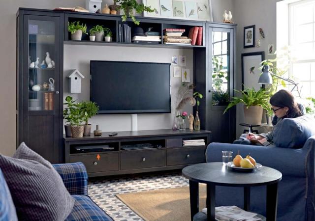 Meubles Ikea  accents du nouveau catalogue 2015