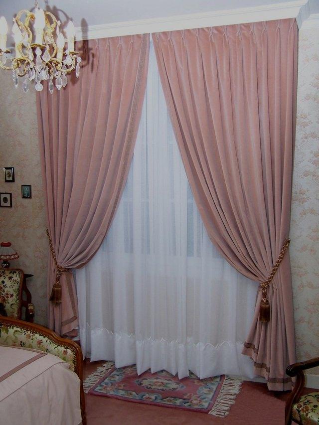 Doubles rideaux  ides modernes pour dcorer lintrieur
