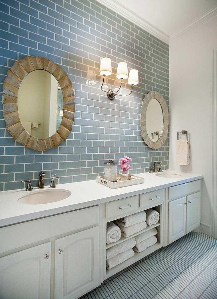 Faence salle de bains dcline en 40 photos pour sinspirer