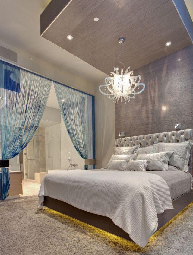clairage chambre  coucher ides sur le type de luminaire
