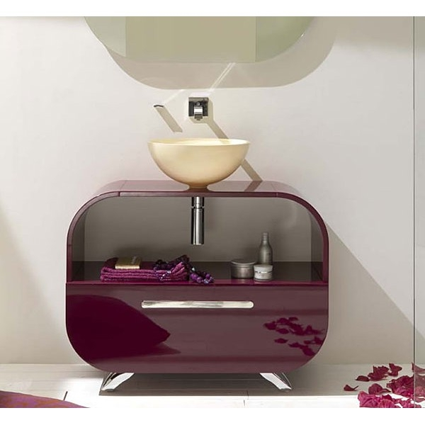 Le meuble salle de bain design  le point focal de la pice