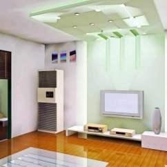 Modern Ceiling Design For Small Living Room Hardwood Flooring Sunken Aménagement De Salon Meubles Modernes - 24 Idées Sympas