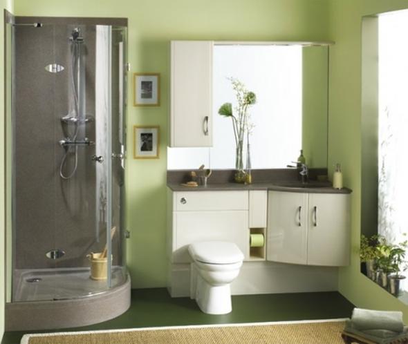 Petite salle de bain design et amnagement moderne