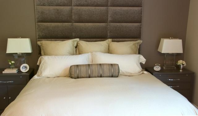 ides tte de lit pour chambre coucher  23 photos sympas