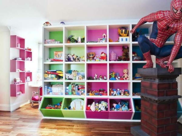 meuble de rangement chambre enfant 20