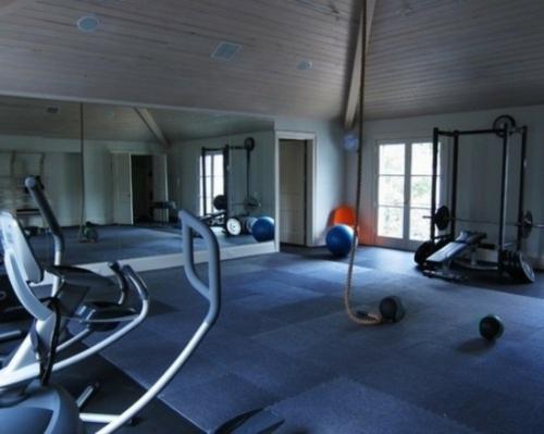 La Salle De Gym Maison En 52 Idees Et Exemples Pratiques Et Originales