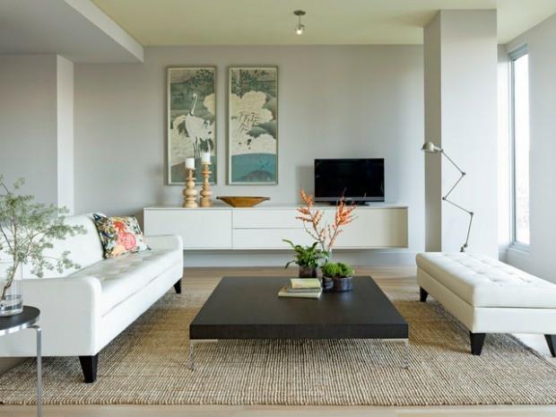 24 ides dcoration salon moderne et sophistiqu
