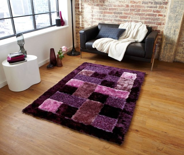 Tapis Violet Chambre Fille