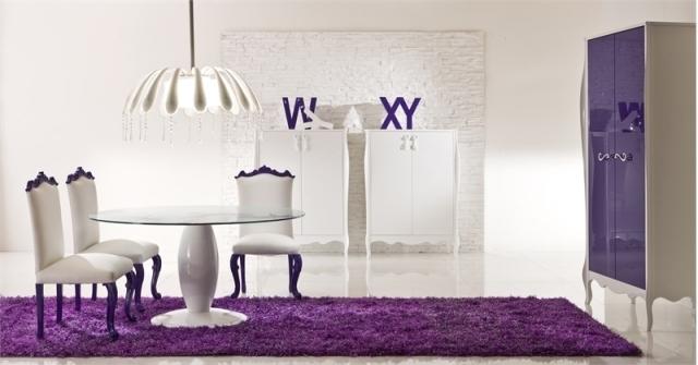 Tapis Violet Chambre Fille - Décoration de maison idées de design d ...