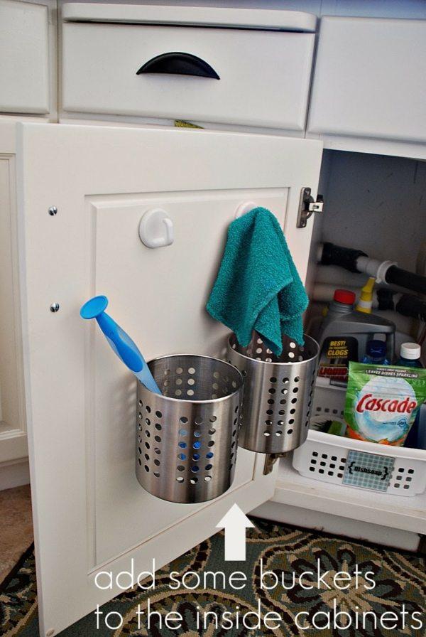 Astuce de rangement cuisine pour mieux utiliser lespace
