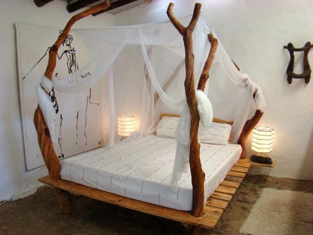 Cadre de lit  des exemples qui encadrent les rves
