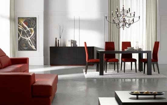 noir furniture chairs home depot adirondack chair plans choisir les chaises salle à manger design - 20 idées