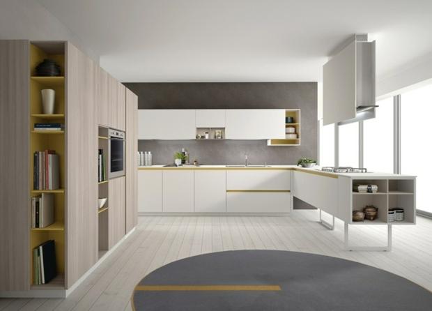 Cucine Moderne Piccole Con Isola