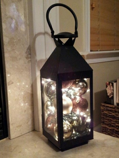 Dcoration Lanterne Nol  33 magnifiques exemples