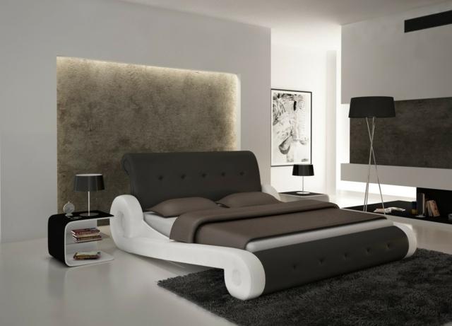 cadre de lit des exemples qui