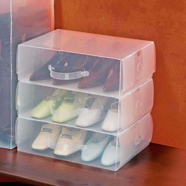 le rangement chaussures efficace en 19 exemples