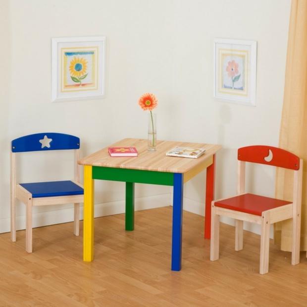 Choisir Table Et Chaises Enfant Quelques Ides Intressantes