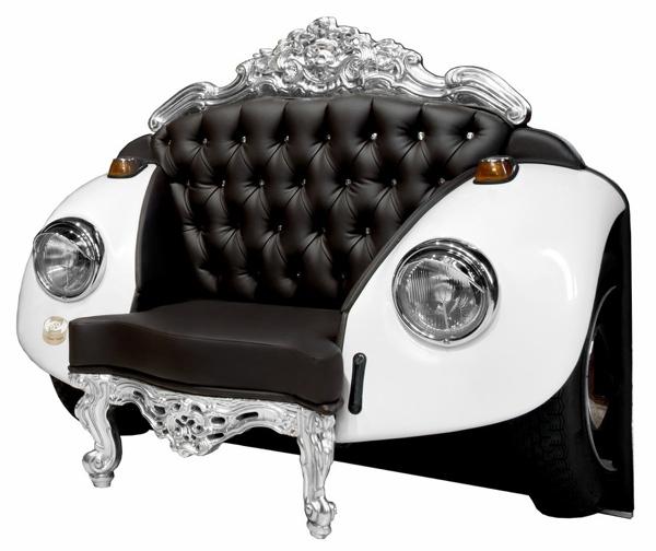 Le fauteuil design colore lambiance de votre salon