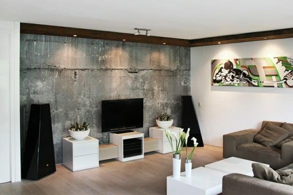 Deco Mur Salon Design