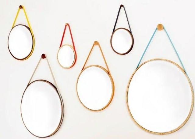 Un miroir design magique pour votre maison