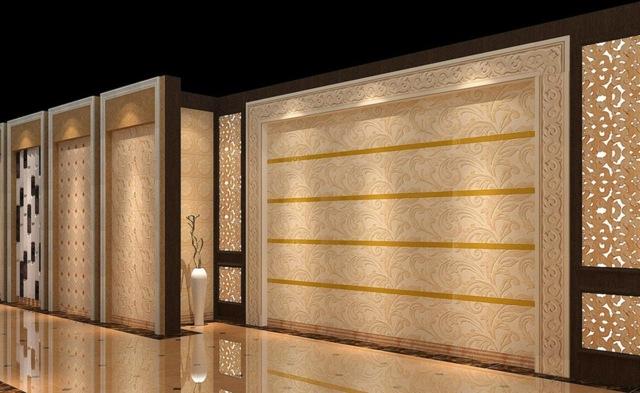 wallpaper decoration for living room open concept kitchen papier peint design et moderne: élisez vos favoris