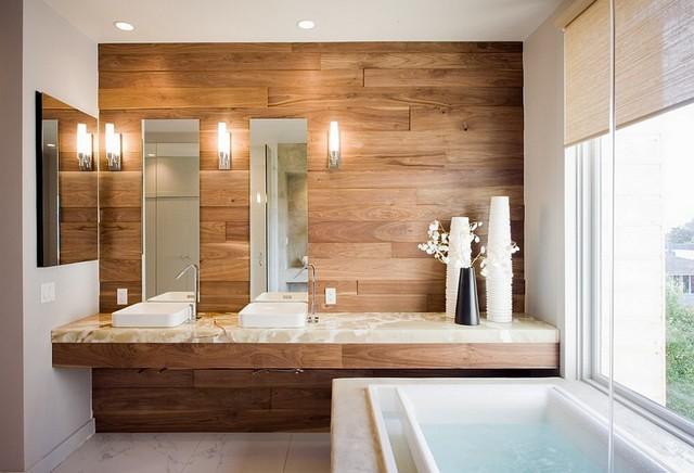 Salles de bain  30 ides damnagements tendance